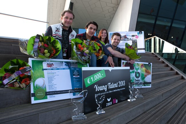 Winnaars Ziber Awards 2012