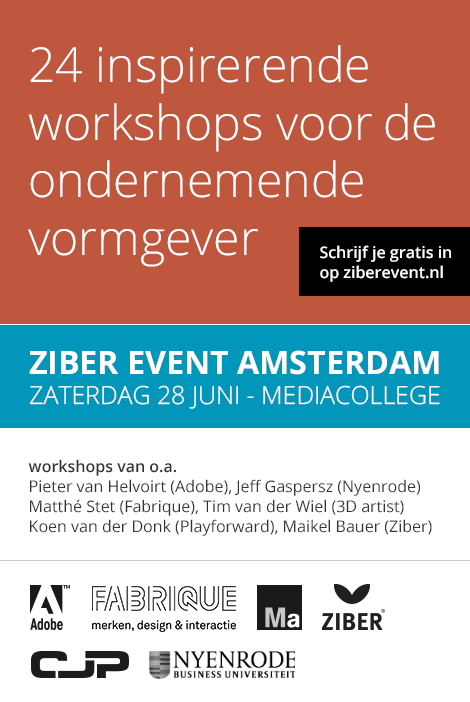 Ziber Event 2014 in Amsterdam